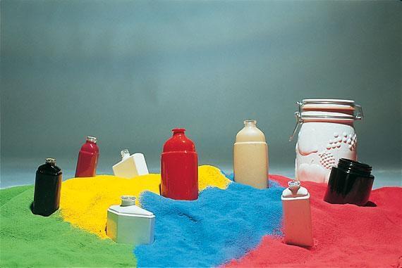 порошковая краска пластик